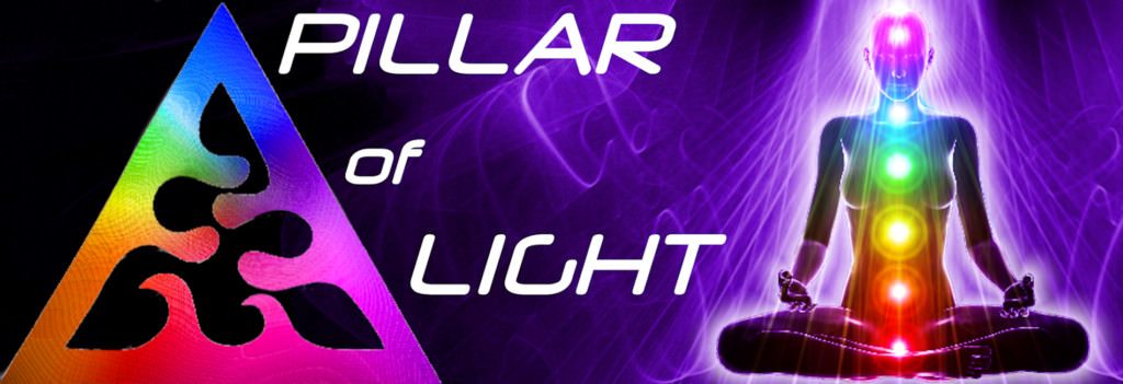 Pillar of Light Electromagnetic Chakra Balancing
