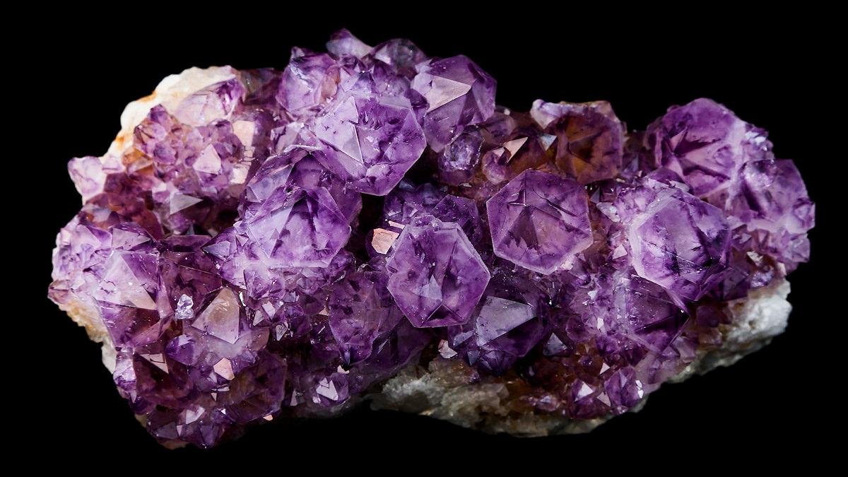 Amethyst Crystal Healing Wisdom