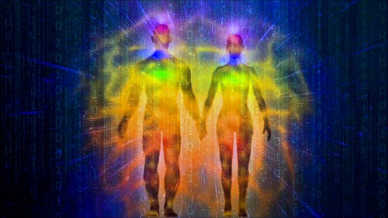 Golden Ray Coded Universal Human Blueprint