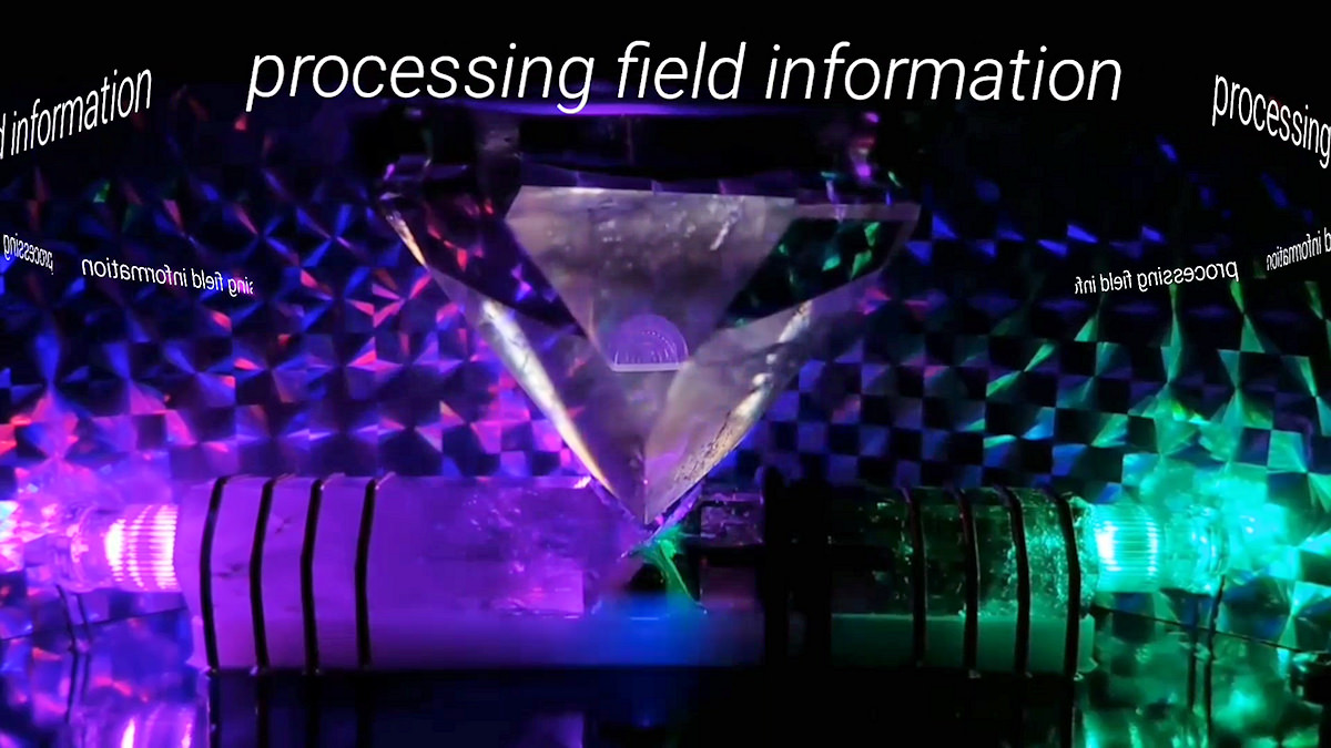 VRCR Information Field Processing