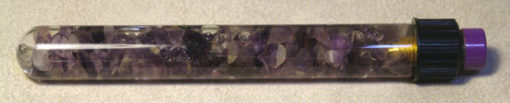 Bio-field Amethyst Wand Treatment Accessory