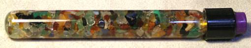 Conductive Wand - Mixed Crystal