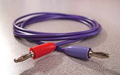 violet ray antenna cable